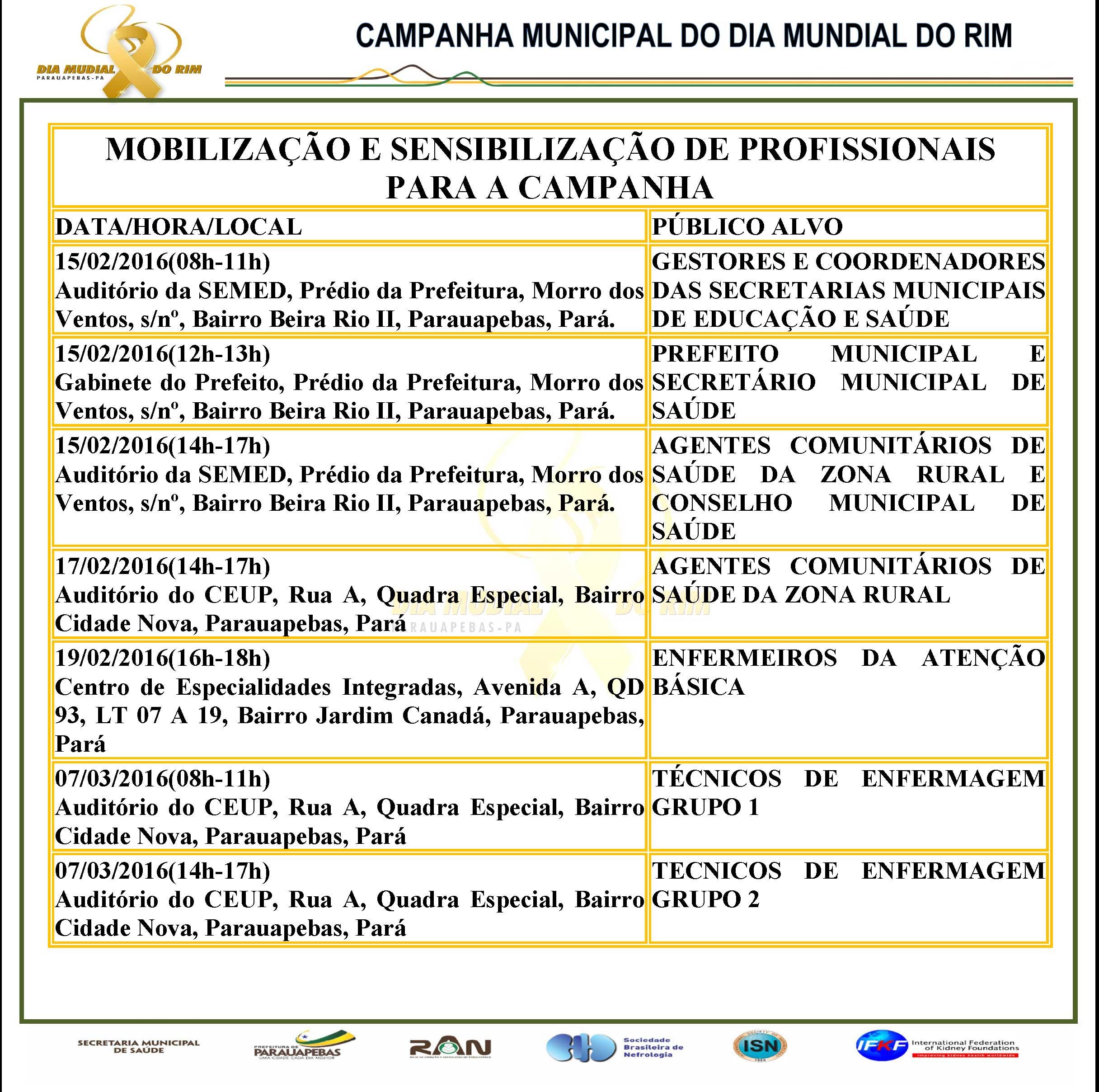 PARAUAPEBAS-PROGRAMAÇÃO-2-DIA-MUNDIAL-DO-RIM-2016-em-Parauapebas