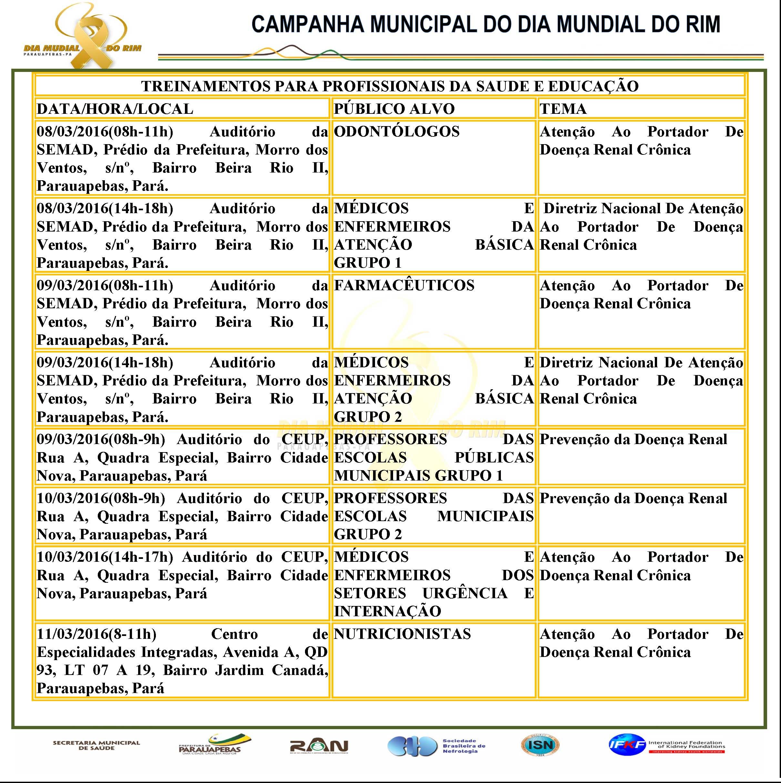 PARAUAPEBAS-PROGRAMAÇÃO-3-DIA-MUNDIAL-DO-RIM-2016-em-Parauapebas