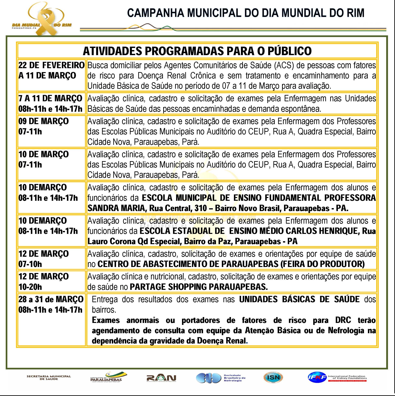 PARAUAPEBAS-PROGRAMAÇÃO-4-DIA-MUNDIAL-DO-RIM-2016-em-Parauapebas
