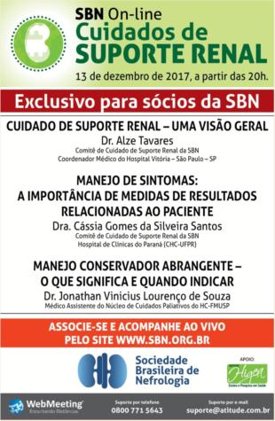 sbn on line 13 dezembro
